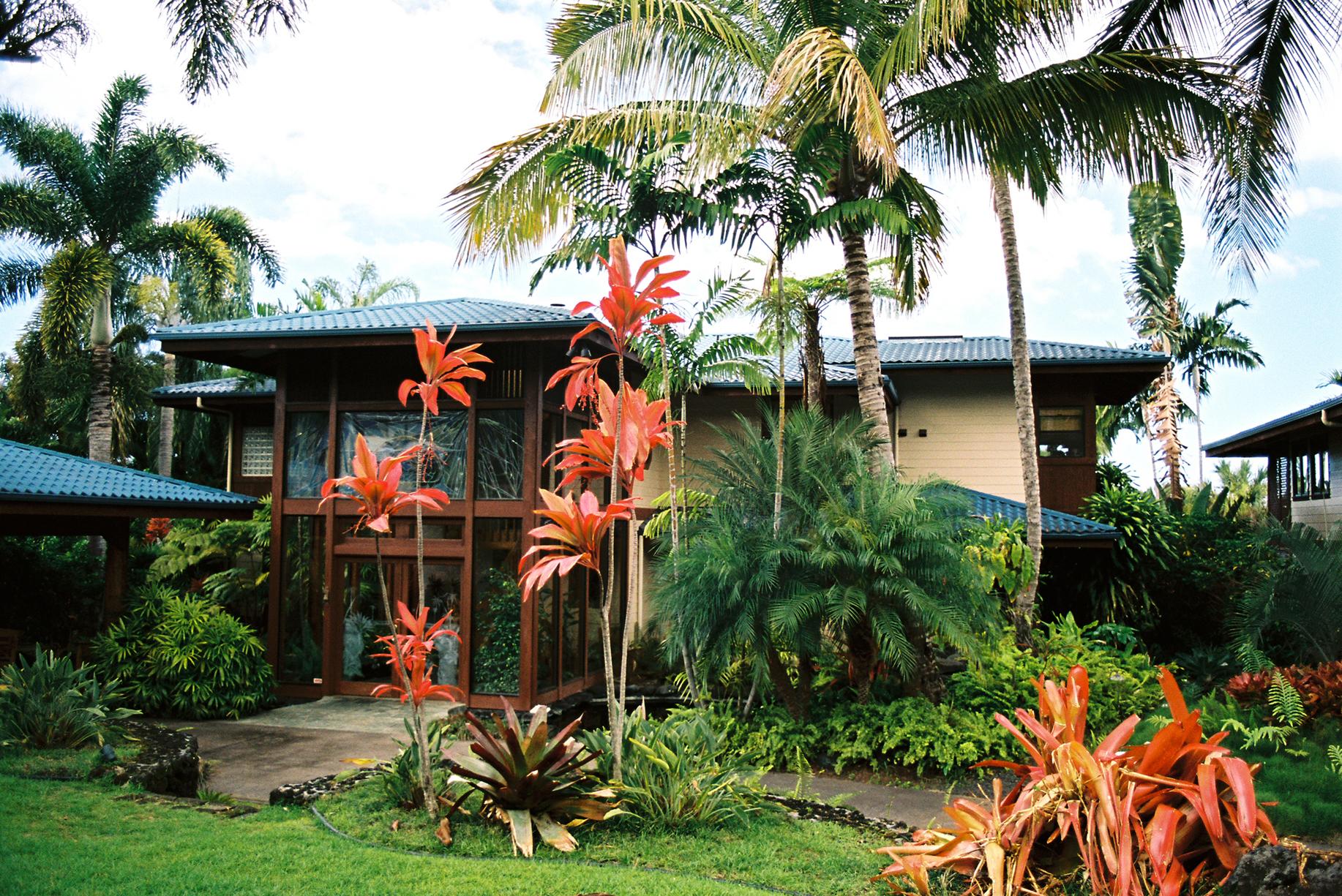 Hawaii Residential Design